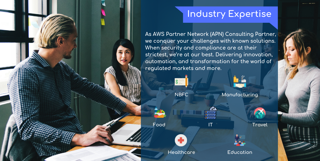 AWS Industry Expertise